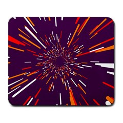 Space Trip 4 Large Mousepads