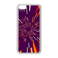 Space Trip 4 Apple Iphone 5c Seamless Case (white) by jumpercat