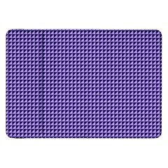 Purple Triangulate Samsung Galaxy Tab 8 9  P7300 Flip Case