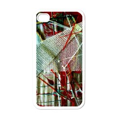 Hidden Strings Of Urity 10 Apple Iphone 4 Case (white)