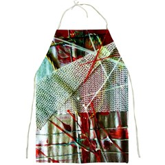 Hidden Strings Of Urity 10 Full Print Aprons by bestdesignintheworld