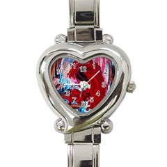 Dscf2258 Point Of View Heart Italian Charm Watch