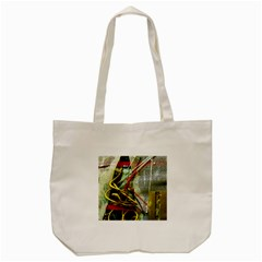 Hidden Strings Of Purity 15 Tote Bag (cream) by bestdesignintheworld