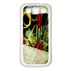 Hidden Strings Of Purity 13 Samsung Galaxy S3 Back Case (white)