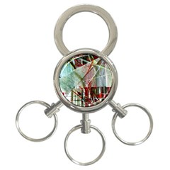 Hidden Strings Of Urity 10 3-ring Key Chains