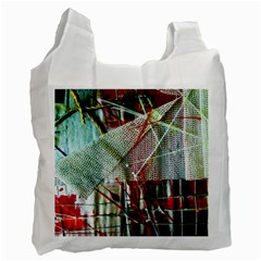 Hidden Strings Of Urity 10 Recycle Bag (two Side)  by bestdesignintheworld
