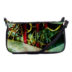 Hidden Strings Of Purity 13 Shoulder Clutch Bags by bestdesignintheworld