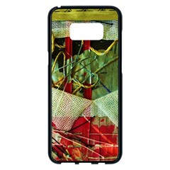 Hidden Strings Of Purity 7 Samsung Galaxy S8 Plus Black Seamless Case