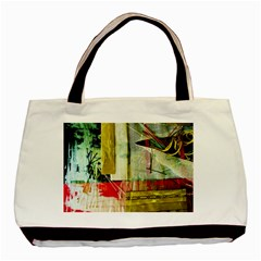 Hidden Strings Of Purity 5 Basic Tote Bag (two Sides)