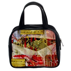 Hidden Strings Of Purity 4 Classic Handbags (2 Sides) by bestdesignintheworld