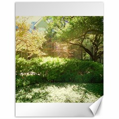 Highland Park 19 Canvas 12  X 16   by bestdesignintheworld