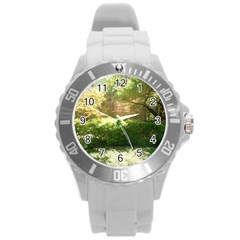 Highland Park 19 Round Plastic Sport Watch (l) by bestdesignintheworld
