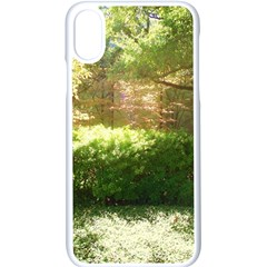 Highland Park 19 Apple Iphone X Seamless Case (white) by bestdesignintheworld