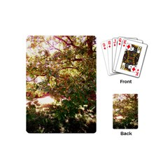 Highland Park 18 Playing Cards (mini)  by bestdesignintheworld