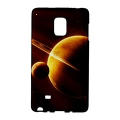 Planets Space Galaxy Note Edge by Sapixe