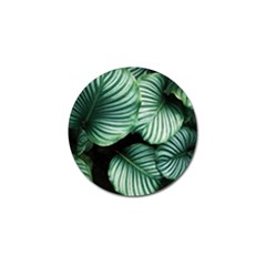 Tropical Florals Golf Ball Marker (4 Pack) by goljakoff