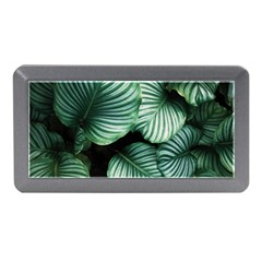 Tropical Florals Memory Card Reader (mini) by goljakoff