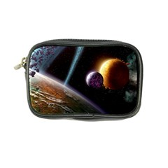 Planets In Space Coin Purse