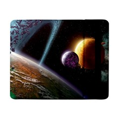 Planets In Space Samsung Galaxy Tab Pro 8 4  Flip Case