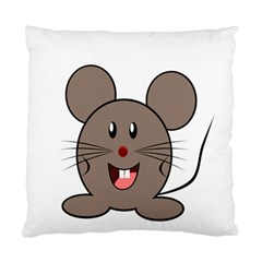 Raton Mouse Christmas Xmas Stuffed Animal Standard Cushion Case (two Sides)