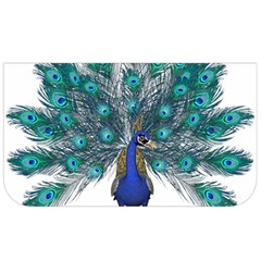 Peacock Bird Peacock Feathers Lunch Bag