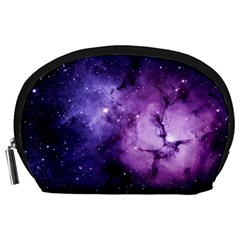 Purple Space Accessory Pouches (large)