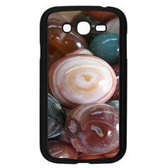 Rain Flower Stones Is A Special Type Of Stone Found In Nanjing, China Unique Yuhua Pebbles Consistin Samsung Galaxy Grand Duos I9082 Case (black)