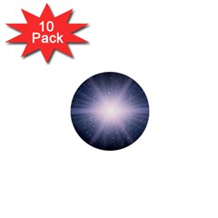 Real Photographs In Saturns Rings 1  Mini Buttons (10 Pack)