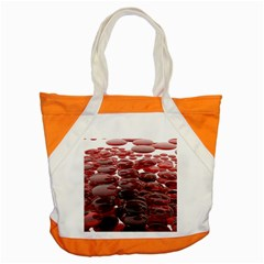 Red Lentils Accent Tote Bag