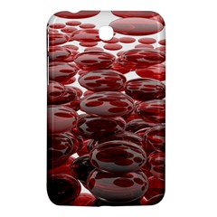 Red Lentils Samsung Galaxy Tab 3 (7 ) P3200 Hardshell Case  by Sapixe