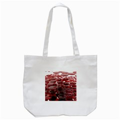 Red Lentils Tote Bag (white)