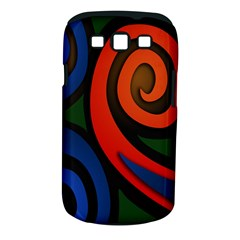 Simple Batik Patterns Samsung Galaxy S Iii Classic Hardshell Case (pc+silicone) by Sapixe