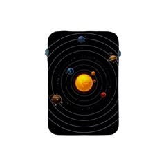 Solar System Apple Ipad Mini Protective Soft Cases by Sapixe