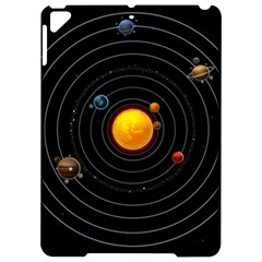 Solar System Apple Ipad Pro 9 7   Hardshell Case by Sapixe