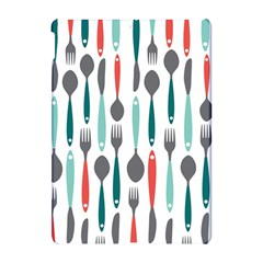 Spoon Fork Knife Pattern Apple Ipad Pro 10 5   Hardshell Case by Sapixe