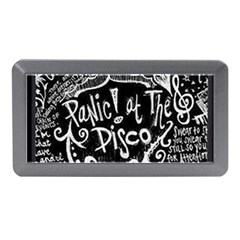 Panic! At The Disco Lyric Quotes Memory Card Reader (mini) by Samandel