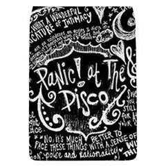 Panic! At The Disco Lyric Quotes Flap Covers (l)  by Samandel