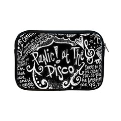 Panic! At The Disco Lyric Quotes Apple Ipad Mini Zipper Cases by Samandel