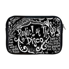 Panic! At The Disco Lyric Quotes Apple Macbook Pro 17  Zipper Case by Samandel