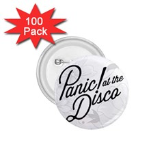 Panic At The Disco Flowers 1 75  Buttons (100 Pack)