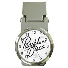 Panic At The Disco Flowers Money Clip Watches by Samandel