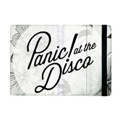 Panic At The Disco Flowers Apple Ipad Mini Flip Case by Samandel