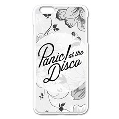 Panic At The Disco Flowers Apple Iphone 6 Plus/6s Plus Enamel White Case by Samandel