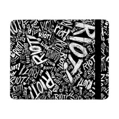 Panic At The Disco Lyric Quotes Retina Ready Samsung Galaxy Tab Pro 8 4  Flip Case by Samandel