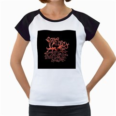 Panic At The Disco   Lying Is The Most Fun A Girl Have Without Taking Her Clothes Women s Cap Sleeve T
