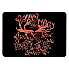 Panic At The Disco   Lying Is The Most Fun A Girl Have Without Taking Her Clothes Samsung Galaxy Tab 8 9  P7300 Flip Case by Samandel
