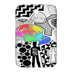 Panic ! At The Disco Samsung Galaxy Note 8 0 N5100 Hardshell Case  by Samandel