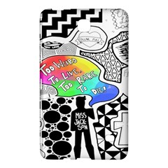 Panic ! At The Disco Samsung Galaxy Tab 4 (8 ) Hardshell Case  by Samandel