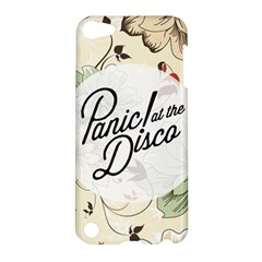 Panic At The Disco Beautifull Floral Apple Ipod Touch 5 Hardshell Case by Samandel