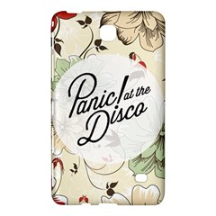 Panic At The Disco Beautifull Floral Samsung Galaxy Tab 4 (8 ) Hardshell Case  by Samandel